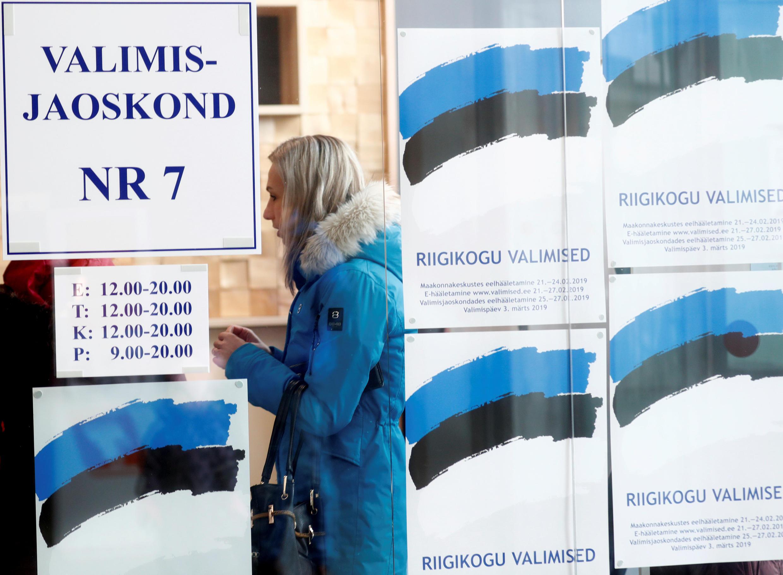 На парламентских выборах в Эстонии победу одержала праволиберальная оппозиционная Партия реформ