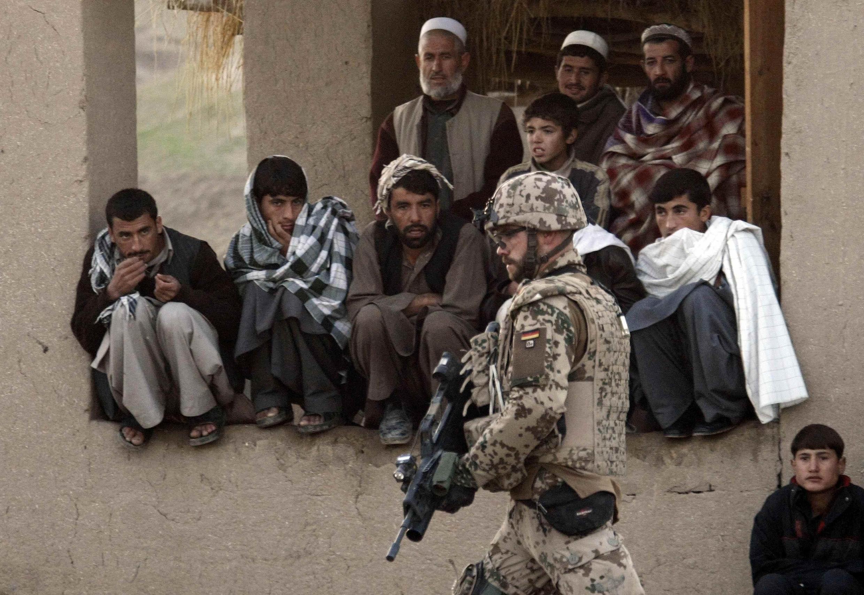 Askari wa kimataifa nchini Afghanistani