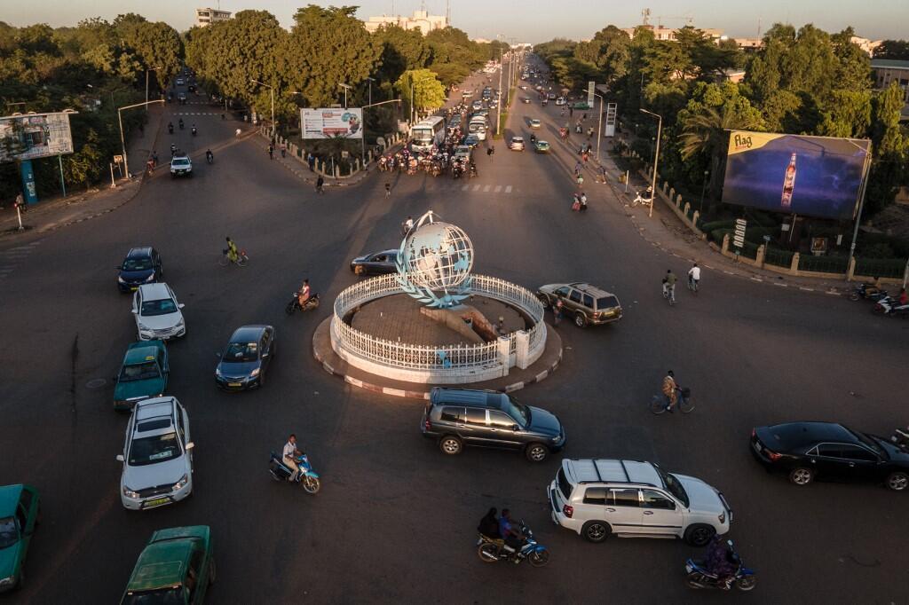 vue rue ouagadougou