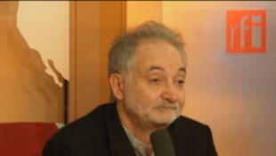 Jacques Attali, économiste, écrivain, président de PlaNet finance.