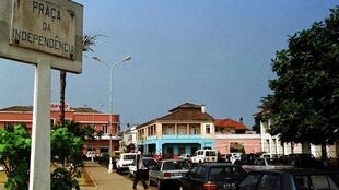 Centro de São Tomé