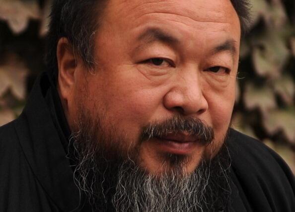 中国著名持不同政见艺术家艾未未
