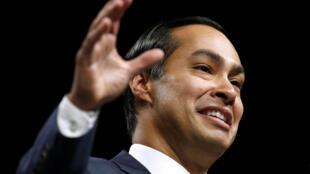 Julian Castro se lanzó para ser el candidato demócrata a las presidenciales.