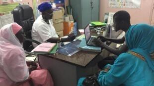 Visite de supervision à Thies, au Sénégal dans le cadre de Karangué.