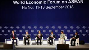 Tại Diễn đàn Kinh tế ASEAN, Việt Nam và Nhật Bản công khai mời gọi tổng thống Mỹ gia nhập trở lại TPP.