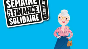 Page d'accueil du site Finansol pour marquer la semaine «Finance solidaire», du 4 au 11 novembre 2013.