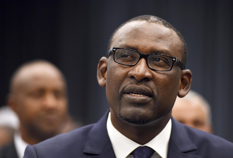 Abdoulaye Diop, le ministre malien des Affaires étrangères.