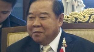 Phó thủ tướng Prawit Wongsuwon cho biết, ngày 09/03/2016 Thái Lan đã lập được danh sách 6.000 người tham nhũng.