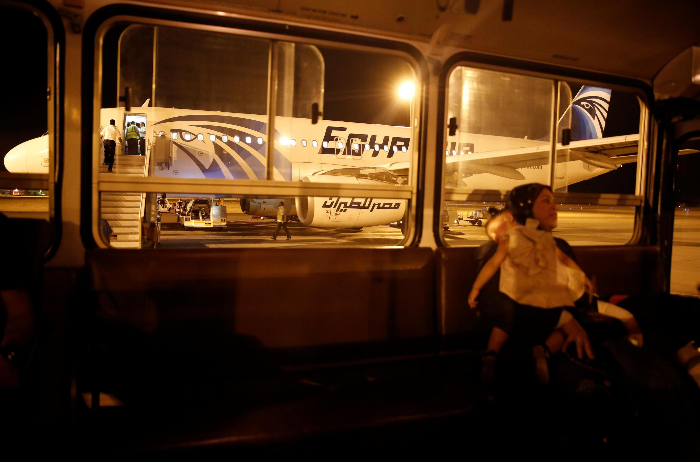 Самолет A320 авиакомпании EgyptAir потерпел крушение в ночь на 19 мая 2016 года, выполняя рейс из Парижа в Египет