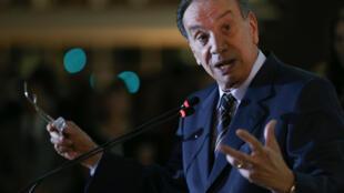 Ministro das Relações Exteriores Aloysio Nunes