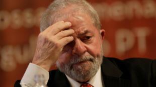 El expresidente Lula