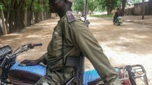 Cameroun, Kourgui, dans la province de l'Extrême-Nord, soumise aux incursions de Boko Haram (illustration).