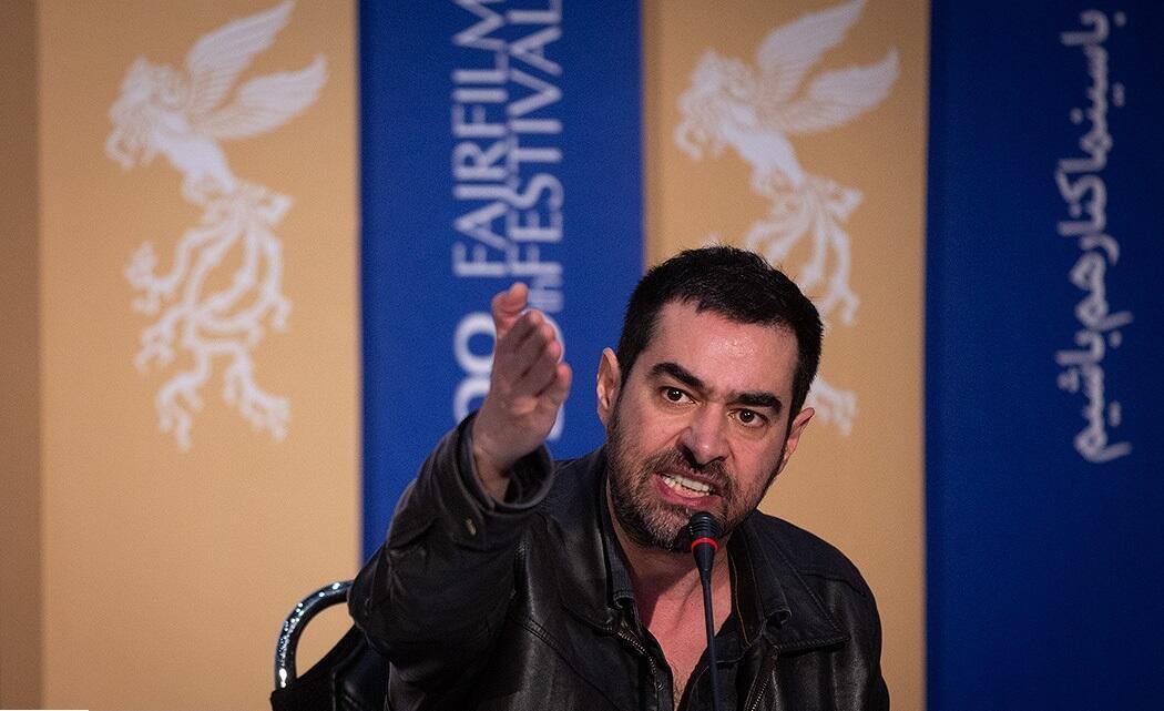شهاب حسینی در جشنواره فجر