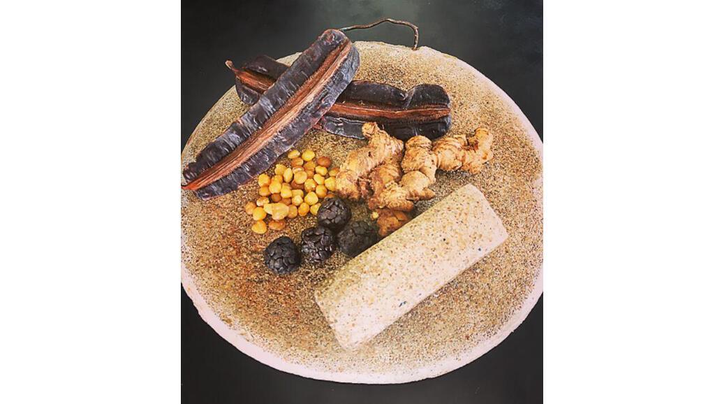 Gingembre frais, soumbara et graines de djansang relèvent la saveur des plats tout en nous faisant du bien.
