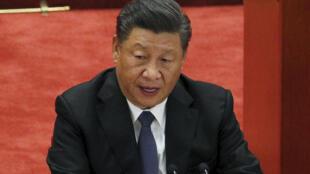 中共总书记习近平要求形成与中国国际地位相匹配的国际话语权