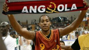 Angola continua a fazer juz à sua reputação de terra de basquetebol.