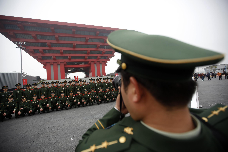 Triển lãm Toàn cầu Thượng Hải (Reuters)