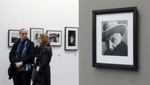 Chân dung Picasso, do Irving Penn chụp vào năm 1957