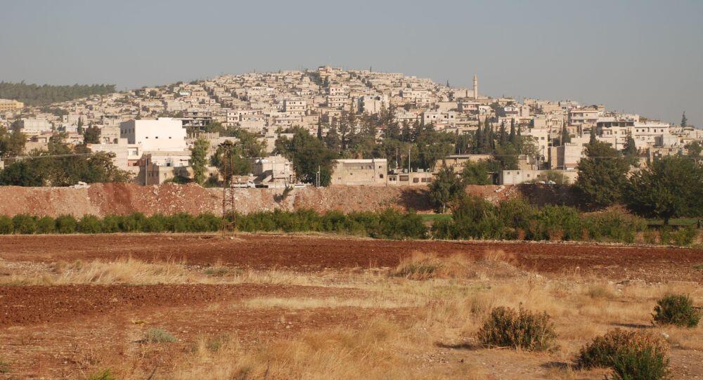 """ارتش ترکیه، شهر """"عفرین"""" در سوریه را زیر آتش توپخانه قرار داد"""