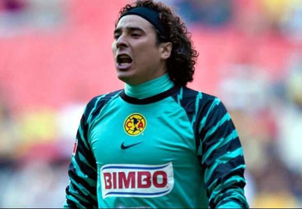 Mai tsaron ragar Mexico, Guillermo Ochoa