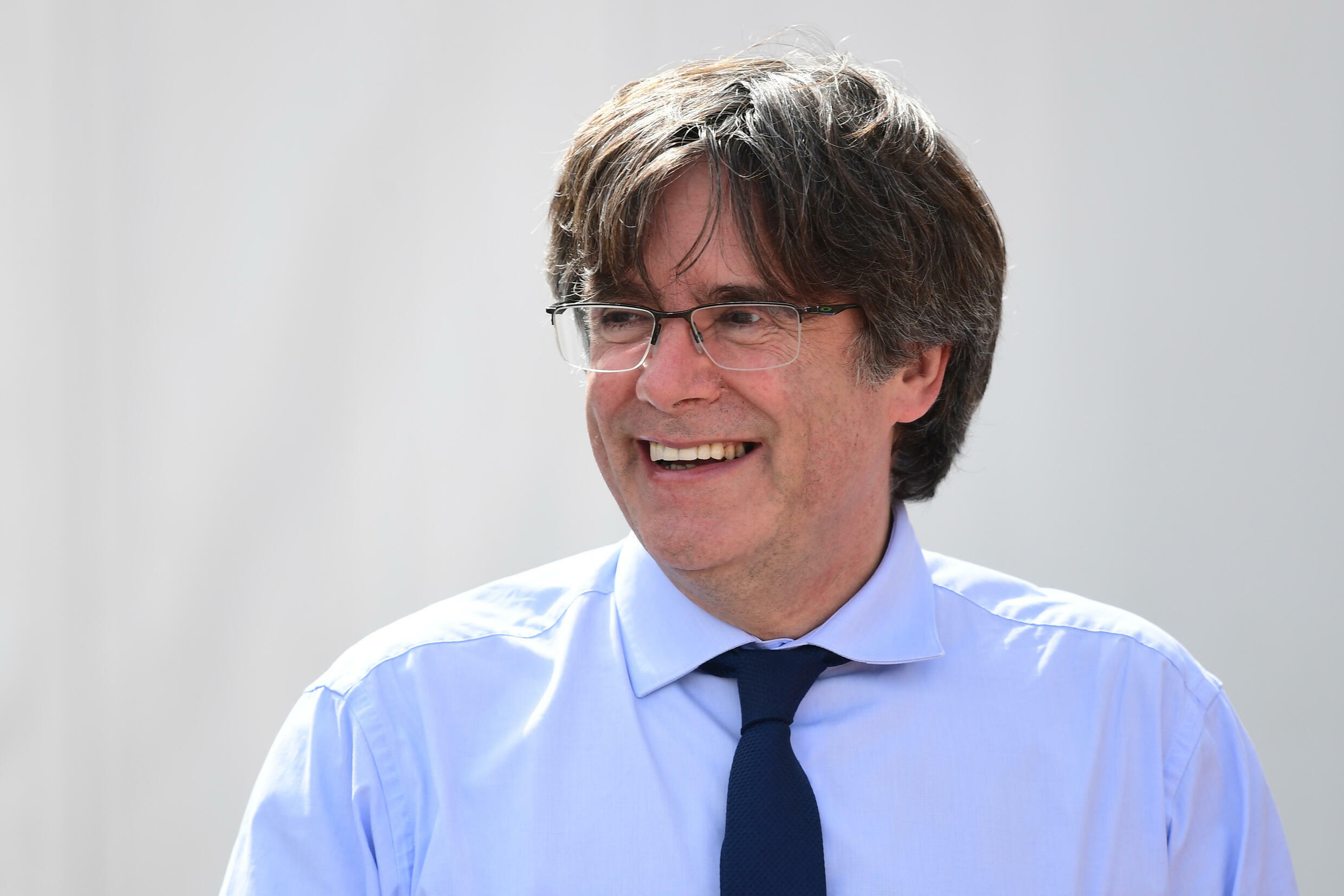 Carles Puigdemont is wanted by Madrid on charges of sedition for leading a failed Catalan bid to declare independence from Spain in October 2017