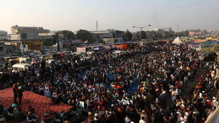 2020-12-08 india farmers protests delhi government law