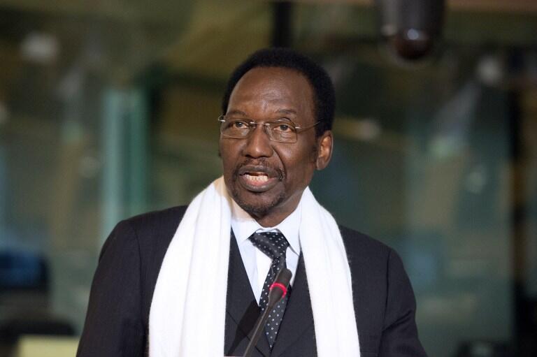 Dioncounda Traoré (photo d'archives).