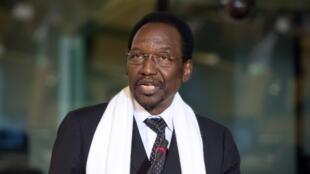 Dioncounda Traoré, le 15 mai 2013 à Bruxelles. La création du CPR avait alors rassuré les bailleurs de fonds présents lors de la conférence internationale sur le Mali.