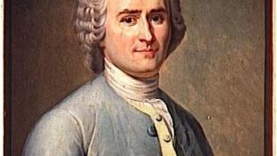 Jean-Jacques Rousseau né le 28 juin 1712 mort  en 1778.