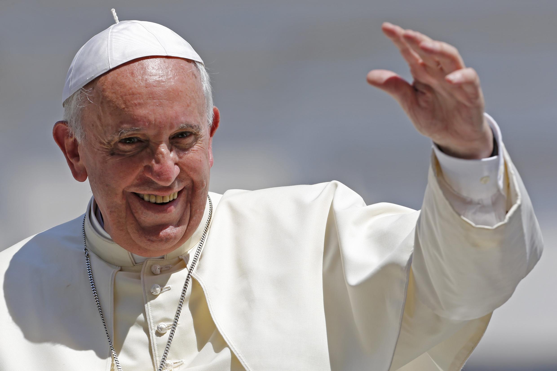 Papa também assumiu a escolha de renunciar ao papamóvel, apesar dos riscos.