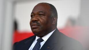 Le président gabonais, Ali Bongo. (Image d'illustration)