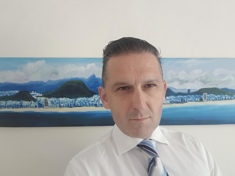 Florian Gourcy, consultor empresarial especializado em negócios entre Brasil e França.