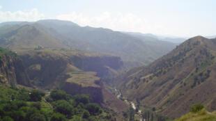«Хосровский лес» — один из крупнейших заповедников Армении.
