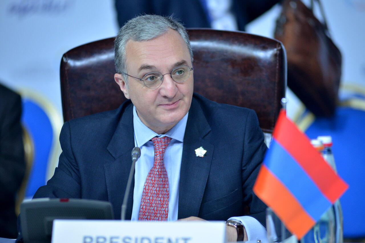 Le chef de la diplomatie arménienne Zohrab Mnatsakanyan, photographié ce mardi 9 octobre 2018 à Erevan.