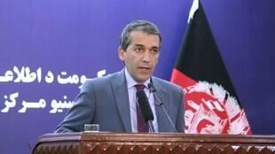 صدیق صدیقی، سخنگوی ریاست جمهوری افغانستان