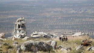 Повстанческие группировки в сирийской провинции Идлиб
