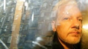 Imprensa Assange