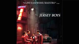 L'affiche du nouveau film de Clint Eastwood, <i>Jersey Boys</i>.
