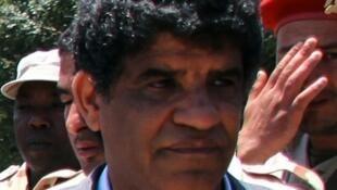 利比亞前領導人卡紮菲情報部門負責人阿卜杜拉•塞努西
