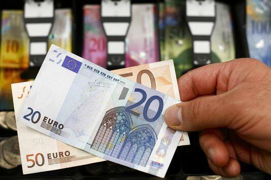 Самые подделываемые банкноты – 20 и 50 евро
