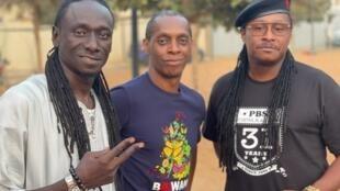 Duggee Tee, Claudy Siar et Didier Awadi