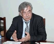 Президент Международной черкесской ассоциации Каншоуби Ажахов