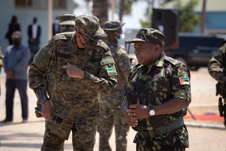 Rwanda - Mozambique - Paul Kagame - Filipe Nyusi - président - Cabo Delgado