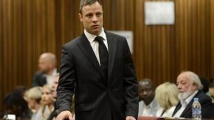 Fittacen dan wasan tseren Nakasasu Oscar Pistorius