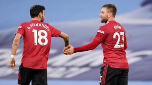 bruno fernandes and luke shaw
