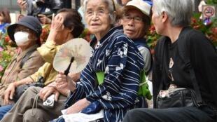 Trung bình, người Nhật hiện nay sống khỏe mạnh tới 73 tuổi.