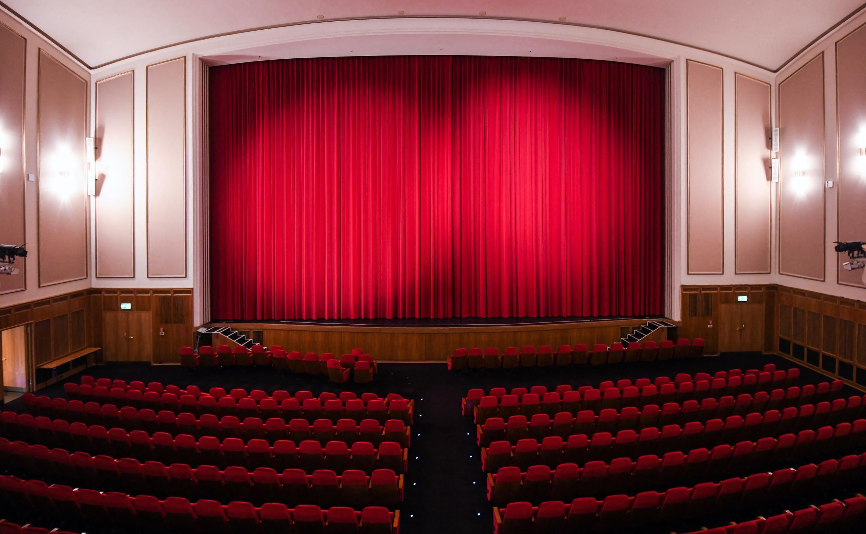 Teatro. Imagem de Ilustração.