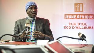 Nadjirou Sall, le Secrétaire Général du ROPPA, le réseau des Organisations Paysannes et des Producteurs Agricoles de l'Afrique de l'Ouest.