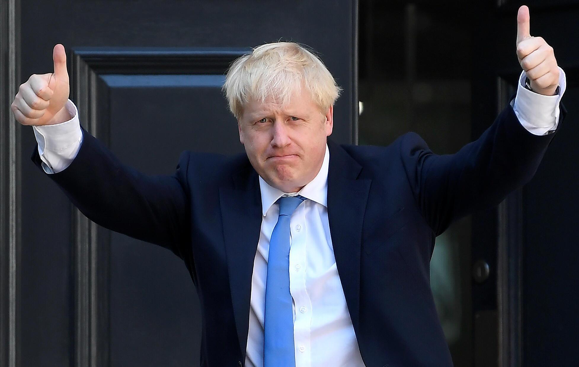 O antigo chefe da diplomacia britânica, Boris Johnson é o novo primeiro-ministro do Reino Unido.