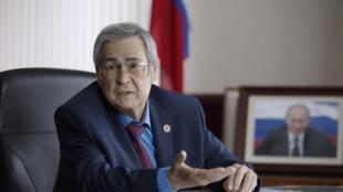 Thống đốc Nga Kemerovo Aman Touleiev xin từ chức sau vụ hỏa hoạn làm 64 người thiệt mạng.